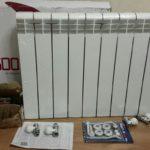 Радиаторы из алюминия